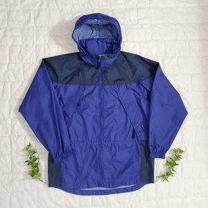 Columbia Packable Stowaway Hood Windbreaker Jacket